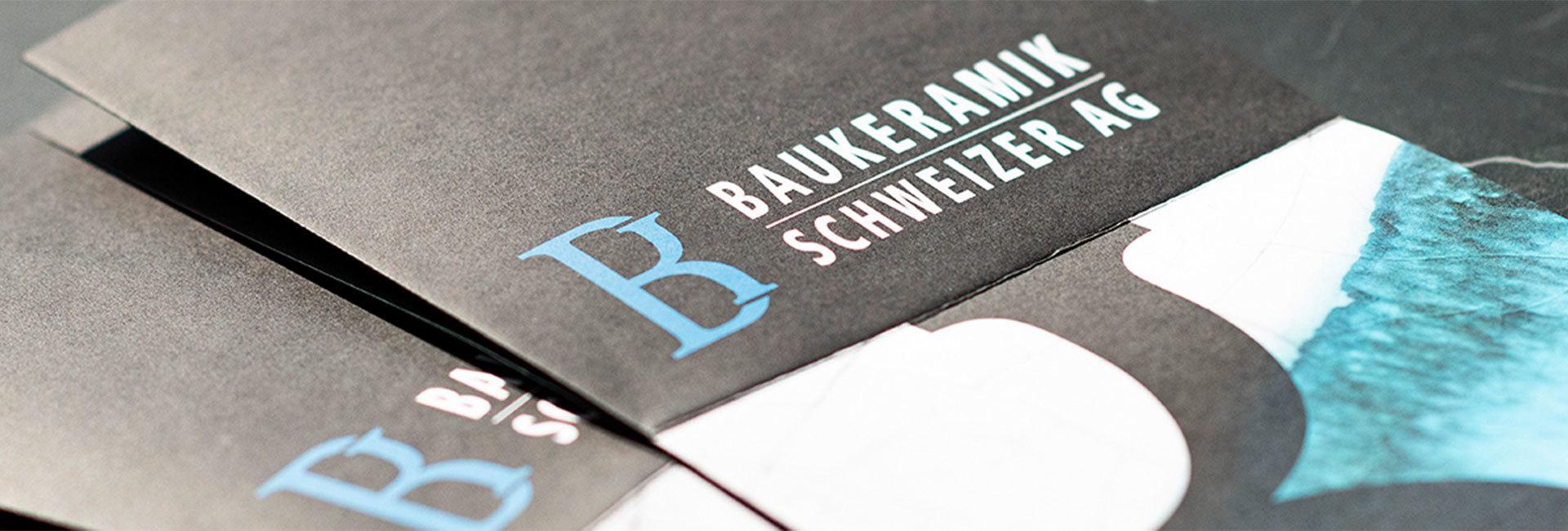 Impressum - Baukeramik Schweizer AG